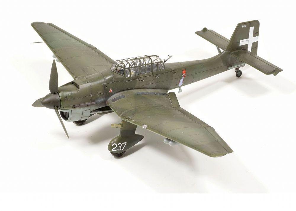 Junkers Ju 87b 2
